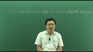 Cấu trúc khóa học BDHSG toán lớp 5- thầy Trần Hải