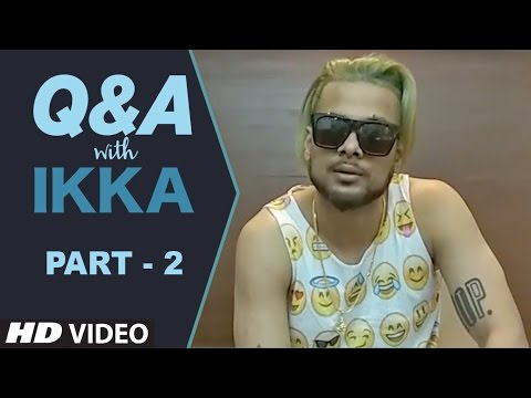 Q&A With Ikka  - Part - 2  | Youtube Live Session