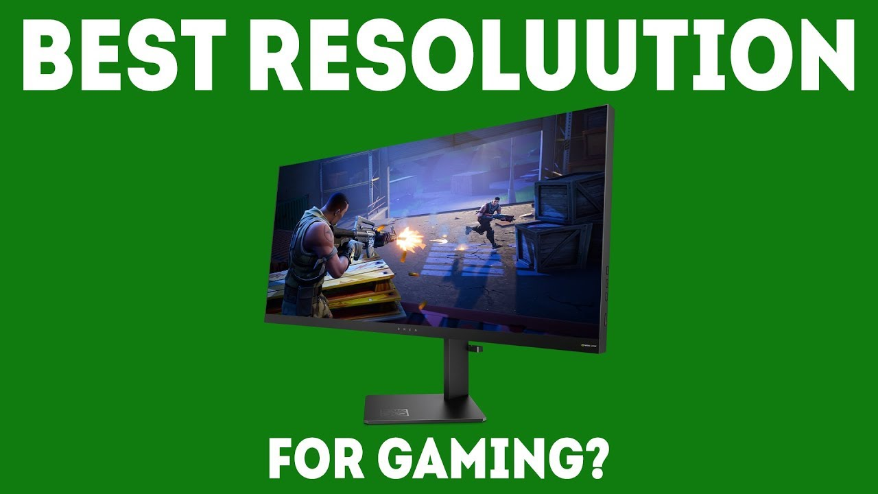 What Is The Best Resolution For Gaming? (Simple Answer)