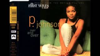 Puff Johnson - Over and Over