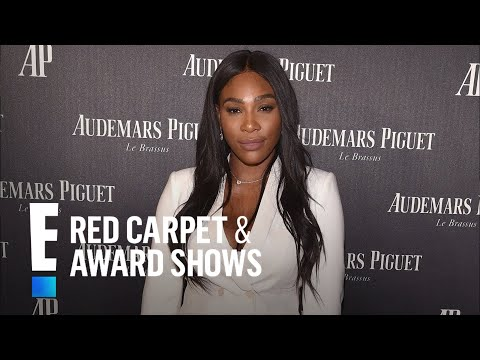 Serena Williams' Multiple Wedding Gowns Revealed | E! Live from the Red Carpet