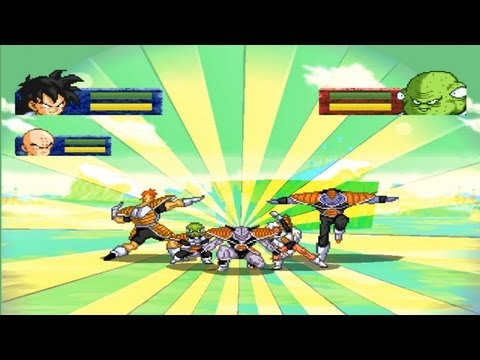 Dragon Ball Z Legends Z Fighters vs Ginyu Force (Namek Saga)
