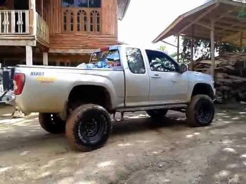 Colorado 2wd ขอลองชุดยก Trucker