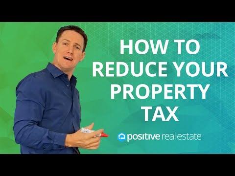 Property taxes western australia