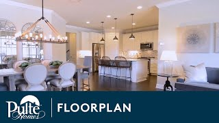 New Home Designs | Ranch Home | Arbordale | Home Builder | Pulte Homes