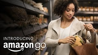 Introducing Amazon Go and the world's most advanced shopping technology(Amazon Go is a new kind of store featuring the world's most advanced shopping technology. No lines, no checkout – just grab and go! Learn more at ..., 2016-12-05T14:16:25.000Z)