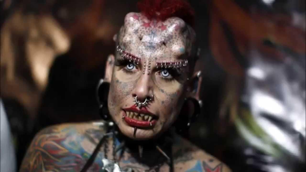 картинки мутанты люди