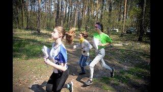 Спортивне орієнтування  Відкрита першість Оболонського району міста Києва
