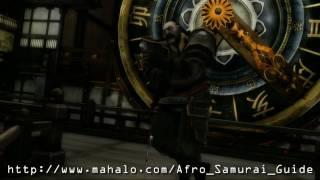 Afro Samurai Walkthrough - The Daimyo