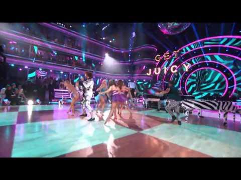 Emma and Redfoo Juicy Wiggle Season 20 Finale