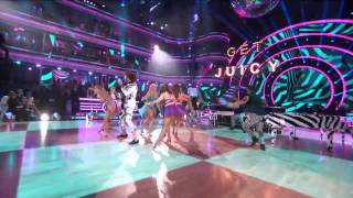 Emma and Redfoo Juicy Wiggle Season 20 Finale