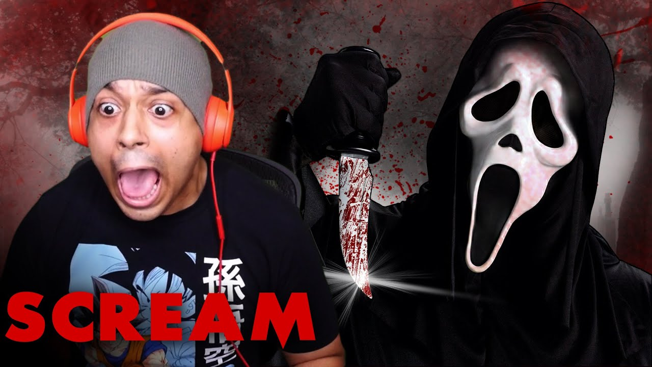 SCREAM THE VIDEO GAME!? I'M SCARED FOR MY LIFE!!