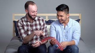 Will these Lovers Choose the Same Sex Toy? | Common Ground | Cut