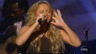 "Mariah Carey - ""Through the Rain"" live legendado"