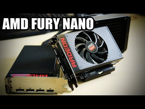 AMD R9 Nano - Small form factor becoming a thing?