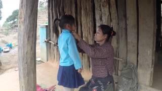 Im Rahmen dieses Films hat Back to life das nepalesische Mädchen Ta...