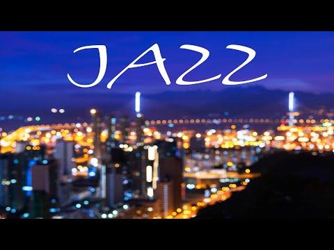 Smooth Jazz Music Playlist - Relaxing Night City JAZZ - Night Romantic Music