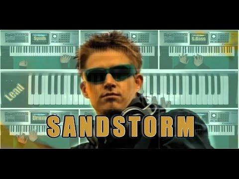[MultiKEYS] Darude - Sandstorm