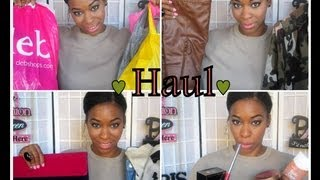 Haul | F21, Sally Beauty, Walmart & More + {Summer/Winter} Clearance Finds