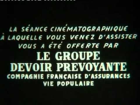 """""""Un bon conseil"""" - Publicité des années 50 du Groupe Prévoir"""