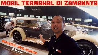 Main ke Mercedes-Benz Museum di Jerman (PART 1/2) | VLOG #34