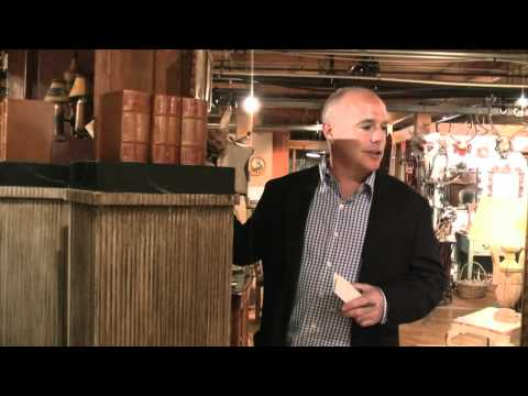 Tour - Antique & Design Center with Charles Hanlon of Mayfair Antiques