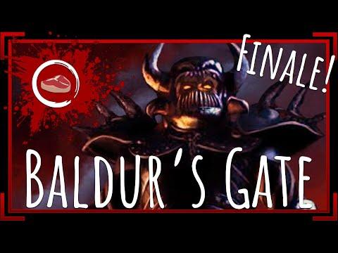 Wacky Ending in Baldur's Gate: Enhanced Edition! |
