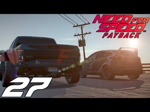 BOSS!! Valle vs. Faith... | Need For Speed Payback #27