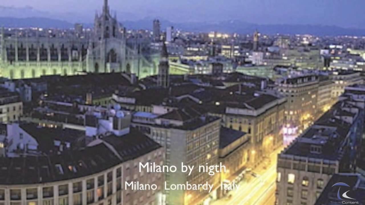 Milano italy youtube for Be italia