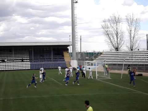 Unirea Urziceni - Otelul Galati scor 0-3 Gol Ibeh