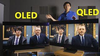 OLED vs QLED 2020 (LG CX vs Samsung Q90T/ Q95T)