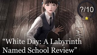 White Day: A Labyrinth Named School PS4 Review (Video Game Video Review)