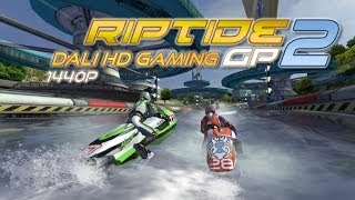 Riptide GP2 PC Gameplay FullHD 1440p