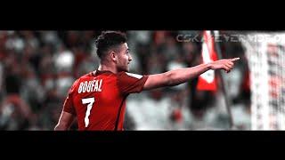 Sofiane Boufal /7/ OSC Lille ► Skills Dribbling Assists Goals /4K Ultra HD/ 2014-2015
