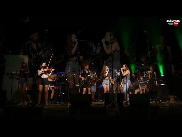 Cor Congelat - Campus Rock Prades. Concert Final