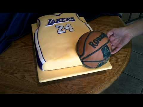 Image Result For How To Make A Basketball Cake