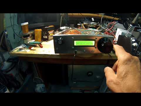 N6QW builds the uBitx Multiband Bitx Transceiver
