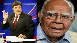 The Newshour Direct: Ram Jethmalani (3rd September 2014)