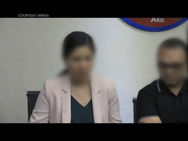 Reklamo vs babaeng nakipagtalo sa MMDA personnel, itutuloy