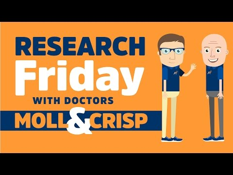 Chronic Exertional Compartment Syndrome Of The Leg - Research Friday Ep. 1