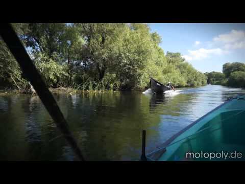 Boat Trip into Danube´s Delta - Bootausflug ins Donaudelta