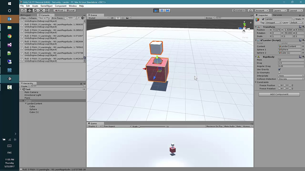 Unity Rotate Kinematic Rigidbody