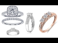 default - 18K White Gold 4-Prong Round Cut Solitaire Diamond Engagement Ring (1.5 Carat H-I Color I1 Clarity)