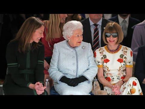 Fashion Week: Mode unter königlicher Beobachtung