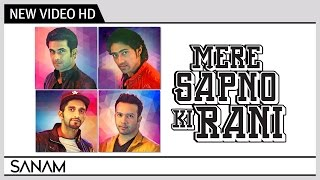 Mere Sapno Ki Rani - SANAM | R.D Burman | Music Video