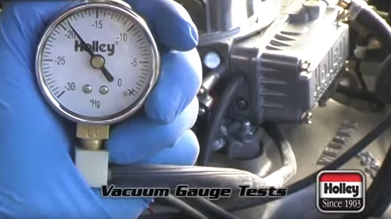 How To Diagnose Common Engine Problems With A Vacuum Gauge