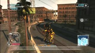 Transformers Revenge of the Fallen: Tutorial Mission (Autobot) [1080 HD]