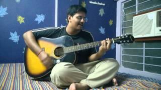 Tere bin kaise jiya From Movie Bus Ek Pal Guitar Cover -Unplugged