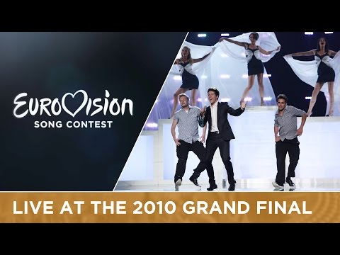 Josh Dubovie - That Sounds Good To Me (United Kingdom) Live 2010 Eurovision Song Contest