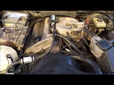 BMW E36 M42 1992r. stuki przy rozruchu